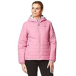 Craghoppers - Pink 'Compress lite' water-resistant jacket