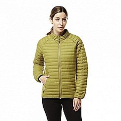 Craghoppers - Yellow 'Venta' lite insulating jacket