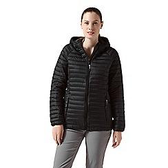 Craghoppers - Black venta lite hooded jacket