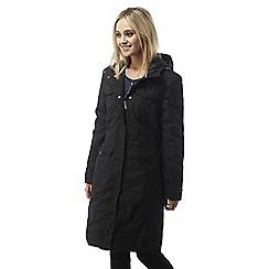Craghoppers - Black Emley insulating waterproof jacket