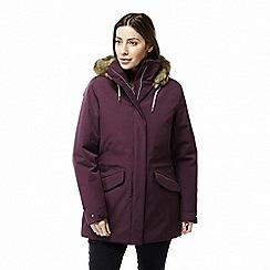 Craghoppers - Red 'Josefine' waterproof jacket