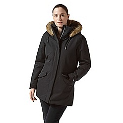 Craghoppers - Black 'Josefine' waterproof jacket