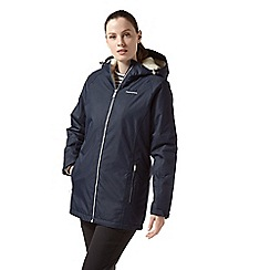 Craghoppers - Blue 'Madigan' classic thermic waterproof jacket