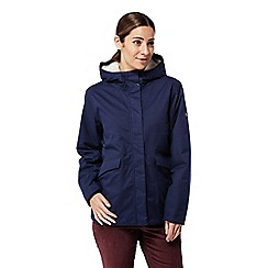 Craghoppers - Blue 'Lindi' waterproof jacket