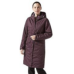 Craghoppers - Red mhairi waterproof insulating jacket