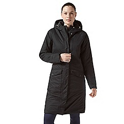 Craghoppers - Black mhairi waterproof insulating jacket