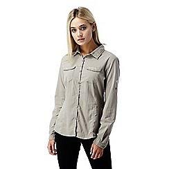 Craghoppers - Mushroom Insect repelling adventure long-sleeved shirt