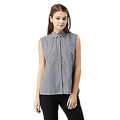 Craghoppers - Dark navy combo esta sleeveless shirt