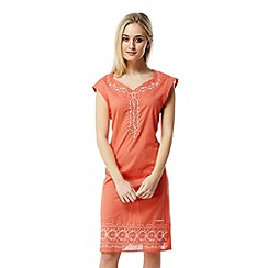 Craghoppers - Bright papaya Scarlett lightweight dress