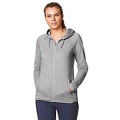 Craghoppers - Grey nosilife sydney hoodie