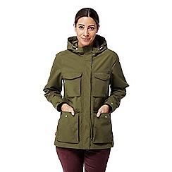 Craghoppers - Green nosilife 'Forrester' jacket