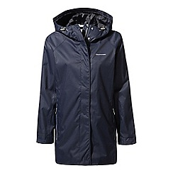 Craghoppers - Blue 'Madigan' classic waterproof jacket