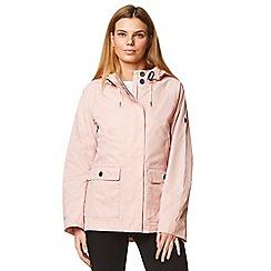 Craghoppers - Pink victoria waterproof jacket