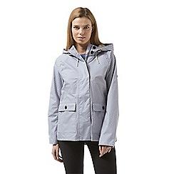 Craghoppers - Blue victoria waterproof jacket