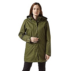 Craghoppers - Green aird waterproof insulated jacket