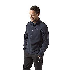 Craghoppers - Blue mackay insulating fleece jacket