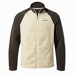 Craghoppers - Beige MacKay insulating fleece jacket