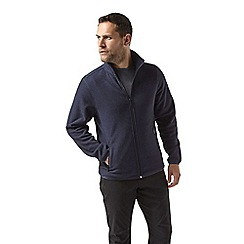Craghoppers - Blue Cleland fleece jacket
