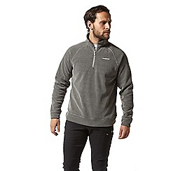 Craghoppers - Grey 'Ricarda' half zip fleece