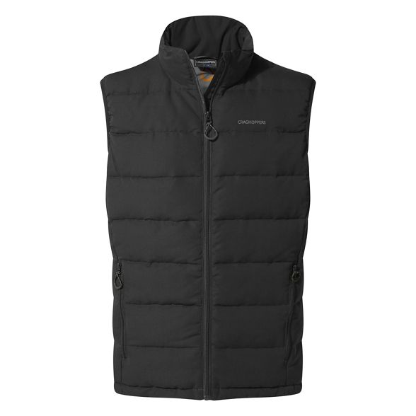 Grey vest like eldrick Craghoppers down f7HHx