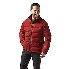 Craghoppers - Red eldrick down like jacket