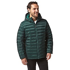 Craghoppers - Green 'Whithorn' insulating jacket