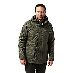 Craghoppers - Green 'Thurston' 3 in1 waterproof jacket