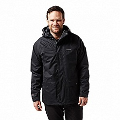 Craghoppers - Blue 'Thurston' 3 in1 waterproof jacket