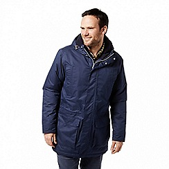 Craghoppers - Blue 'Pelle' insulating waterproof jacket
