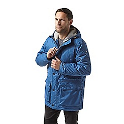 Craghoppers - Blue turriff waterproof jacket