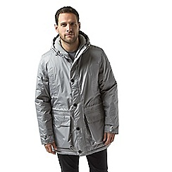 Craghoppers - Grey turriff waterproof jacket