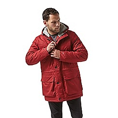 Craghoppers - Red turriff waterproof jacket