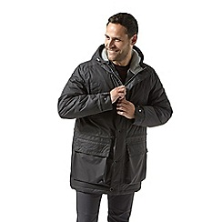 Craghoppers - Black turriff waterproof jacket