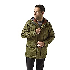 Craghoppers - Green Mudale waterproof 3 in 1 jacket