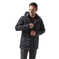 Craghoppers - Blue Mudale waterproof 3 in 1 jacket
