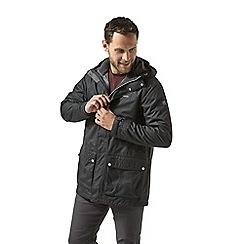 Craghoppers - Black Mudale waterproof 3 in 1 jacket
