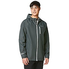 Craghoppers - Grey crawney waterproof hooded jacket