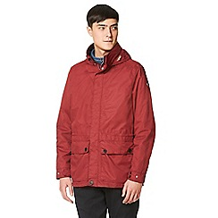 Craghoppers - Red ingham waterpoof jacket