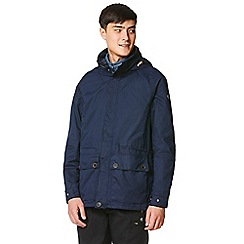 Craghoppers - Blue ingham waterpoof jacket