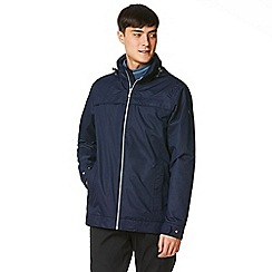 Craghoppers - Blue nicholson waterproof jacket