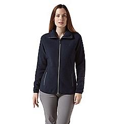 Craghoppers - Blue clardon fleece jacket