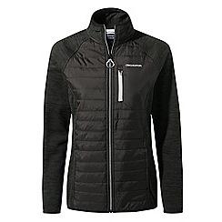Craghoppers - Black lumeah hybrid jacket