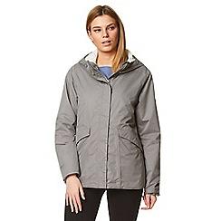 Craghoppers - Grey marla waterproof jacket