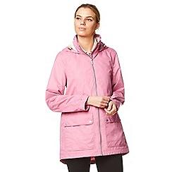 Craghoppers - Pink lismore waterproof jacket