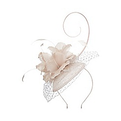 Jacques Vert - Feather flower fascinator