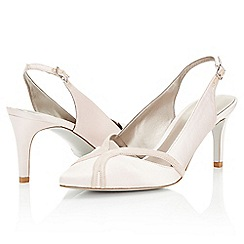 Jacques Vert - Piped point shoes