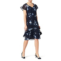 Jacques Vert - Layers Soft Print Dress