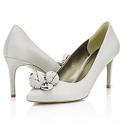 Jacques Vert - Flower point court shoes