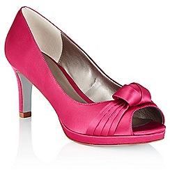 Jacques Vert - Curl trim shoes
