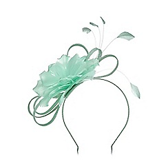 Jacques Vert - Mint fascinator